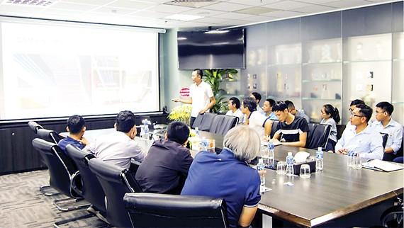 """Hội thảo """"Hiệu quả ứng dụng BIM trong dự án xây dựng tại HBC"""""""