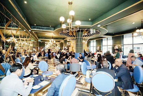 Tinh tế hương vị Pháp tại nhà hàng Brodard mới