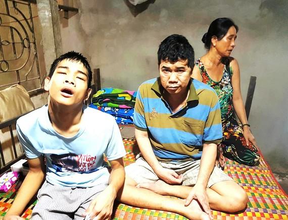 Gia đình có 3 người bệnh hiểm nghèo
