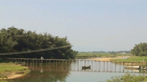 Cầu tre Tịnh Long