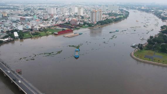 Sông Sài Gòn, TPHCM