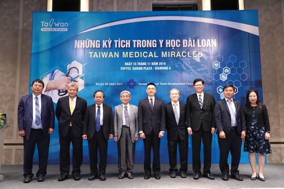 Giới thiệu những kỳ tích trong y học của lãnh thổ Đài Loan