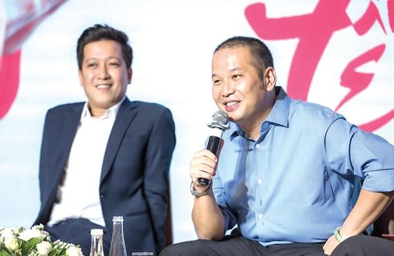 Đạo diễn Quang Huy và nghệ sĩ Trường Giang lần đầu bắt tay trong mùa phim Tết 2020