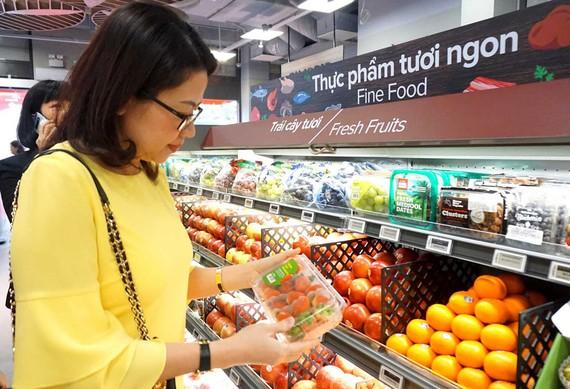 Việc kiểm soát an toàn thực phẩm luôn được các nhà bán lẻ chú trọng
