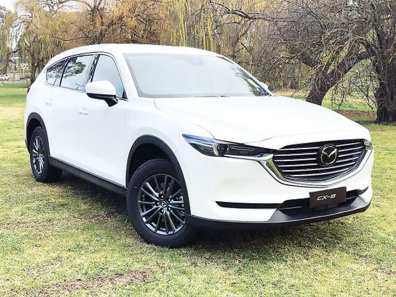 MAZDA CX - 8 Deluxe: Lựa chọn SUV 7 chỗ dưới 1,1 tỷ đồng