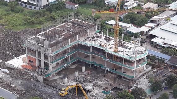 Tái khởi động dự án Viva Plaza