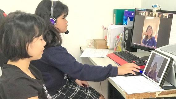Tổ chức dạy học trực tuyến phù hợp, không gây áp lực đối với học sinh