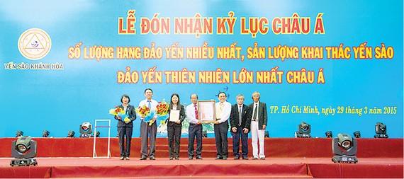 Công ty Yến sào Khánh Hòa - Niềm tự hào thương hiệu quốc gia