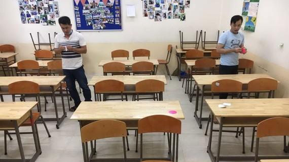 Tăng cường phòng dịch, đảm bảo an toàn cho sinh viên