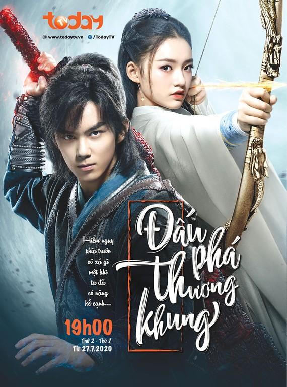 """Tiểu thuyết """"ăn khách"""" của Thiên Tằm Thổ Đậu lên sóng truyền hình!"""