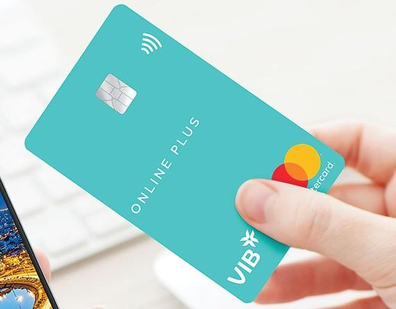 Mở thẻ tín dụng trực tuyến, chưa đến 30 phút