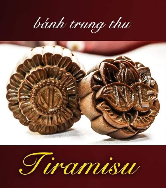 Bánh Trung thu sen phô mai Tiramisu Như Lan: Hương vị mới lạ kết hợp Đông Tây