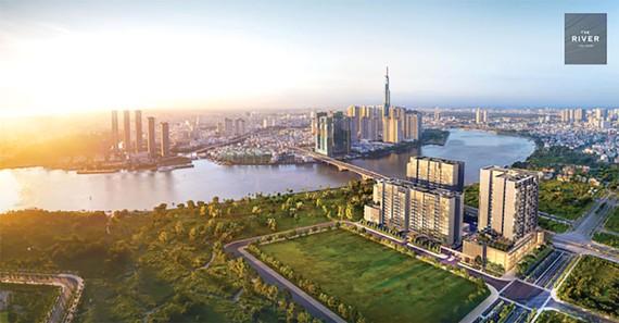 City Garden hợp tác quốc tế với Swire Properties trong dự án The River Thu Thiem tại TPHCM