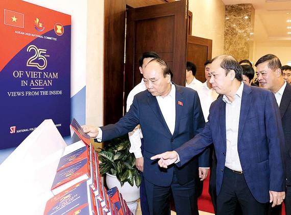 Việt Nam hoàn thành xuất sắc vai trò Chủ tịch ASEAN 2020