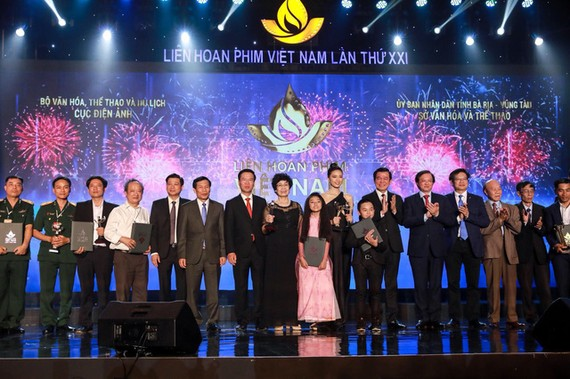 Liên hoan phim Việt Nam lần thứ XXI. Ảnh: MINH KHÁNH