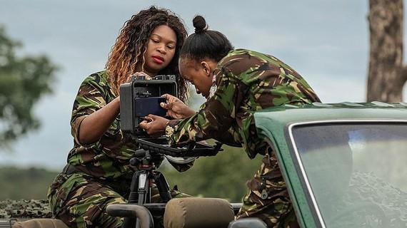 Một chuyến tuần tra của các nữ kiểm lâm ở Công viên Quốc gia Great Kruger