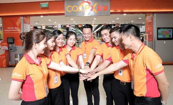 Đội ngũ nhân sự ngày càng lớn mạnh theo tốc độ phát triển của Saigon Co.op