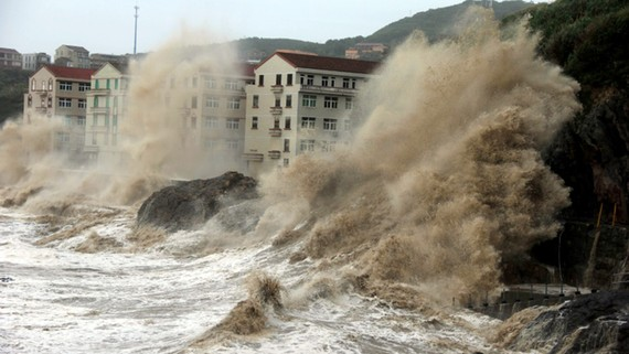 Khi môi trường đe dọa thành phố ở châu Á