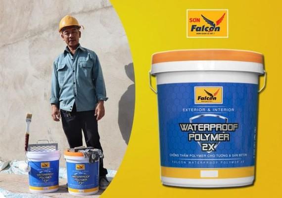 Falcon Waterproof Polymer 2X
