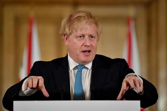 Thủ tướng Boris Johnson