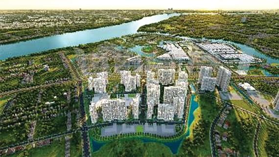 The Origami sở hữu tọa độ vàng giữa lòng đại đô thị Vinhomes Grand Park