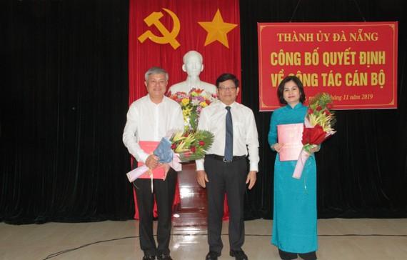 Đà Nẵng bổ nhiệm 3 chức danh mới