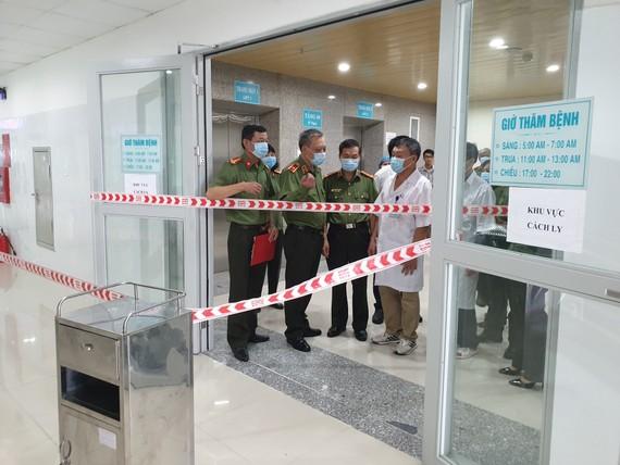 Bệnh viện 199 sẵn sàng công tác phòng dịch nCoV