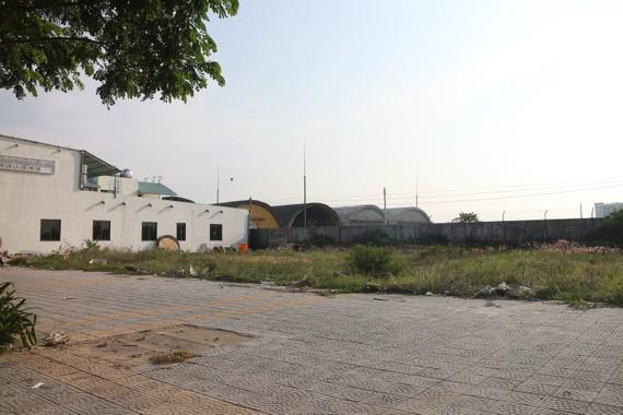 Các lô đất tại tuyến đường ven biển nằm dọc Sân bay Nước Mặn Đà Nẵng