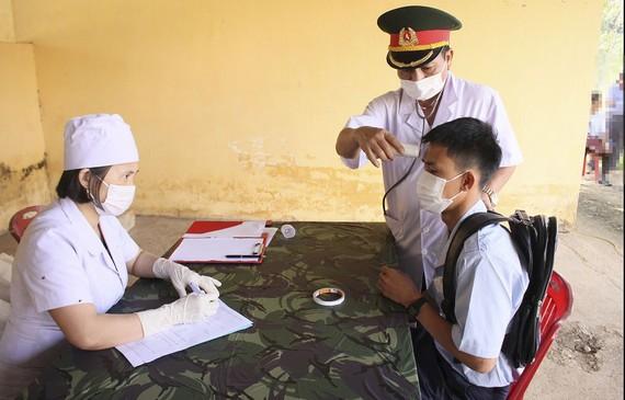 Cận cảnh khu cách ly sẵn sàng đón 274 công dân Việt Nam từ Trung Quốc về nước