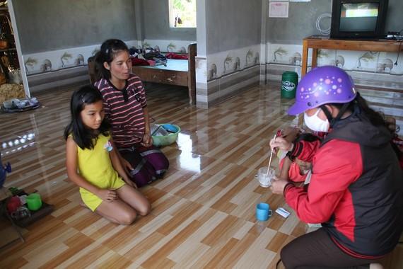 Quảng Trị: 5 ca mắc bệnh bạch hầu được xuất viện