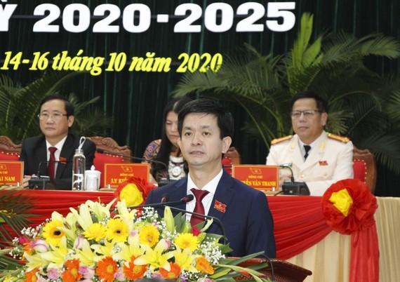 Đồng chí Lê Quang Tùng tái đắc cử Bí thư Tỉnh ủy Quảng Trị