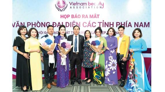 Hội Đào tạo - phát triển nghề làm đẹp Việt Nam ra mắt văn phòng đại diện khu vực phía