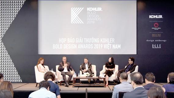 Kohler Bold Design Awards đến Việt Nam