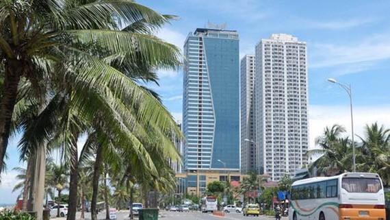 UBND TP Đà Nẵng, vừa ký quyết định cưỡng chế công trình sai phạm của Mường Thanh tại Đà Nẵng