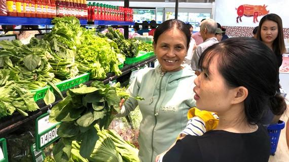 Saigon Co.op tăng tốc mở siêu thị Co.opmart để phục vụ nhu cầu mua sắm tết của người tiêu dùng