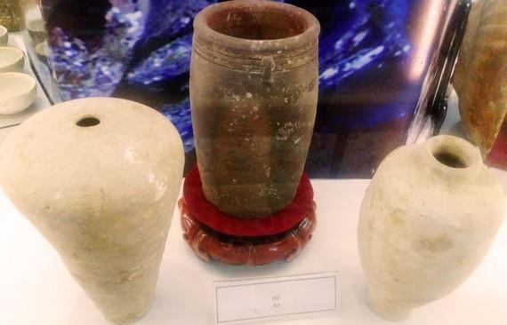 Đánh giá lại giá trị gốm cổ Bình Định
