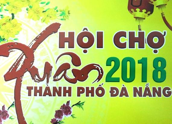 Đà Nẵng khai mạc Hội chợ Xuân Mậu Tuất 2018