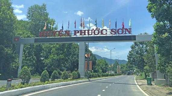 Huyện Phước Sơn thực hiện cách ly tập trung 51 người