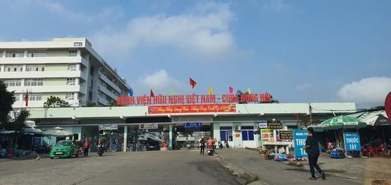 Bệnh viện Việt Nam - Cu Ba (Đồng Hới, Quảng Bình) có một số trường hợp cách ly sốt cao và đang chờ xét nghiệm bệnh phẩm nghi virus Corona