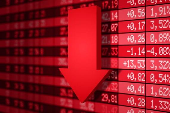 Nhà đầu tư ồ ạt chốt lời, VN Index giảm 40 điểm
