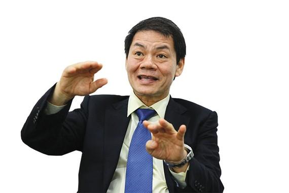 Tỷ phú Trần Bá Dương, nhà sáng lập Thaco. Ảnh: Báo Đầu tư