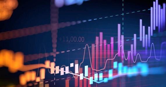 VN Index chinh phục mốc lịch sử 1.400 điểm trong phiên giao dịch 28-6.