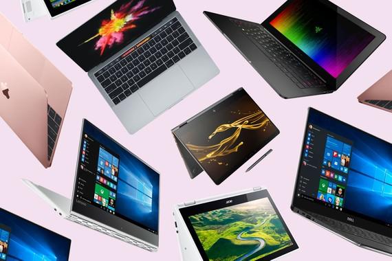 Các nhà phân phối laptop có vị thế tốt vẫn hưởng lợi, vì nhu cầu bùng nổ sẽ giúp kiềm chế chi phí bán hàng.