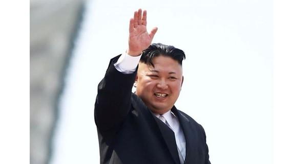 Chủ tịch Triều Tiên KIm Jong-un. Ảnh: Reuters