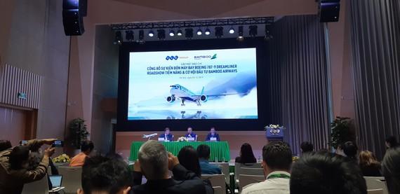 Lãnh đạo Bamboo Airways chia sẻ về việc nhận máy bay và kế hoạch IPO sắp tới.