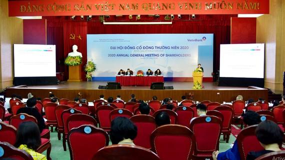 Lãnh đạo VietinBank đề nghị để lại toàn bộ lợi nhuận nhằm tăng vốn hoặc thực hiện phương án chia cổ tức bằng cổ phiếu để tăng vốn tự có