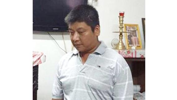 """Bùi Văn Minh (tự Minh """"đen"""") vừa mới bị công an Cần Thơ bắt giữ"""