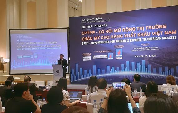 Thị trường châu Mỹ còn nhiều dư địa cho doanh nghiệp xuất khẩu Việt Nam