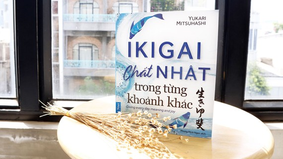 Cuốn sách hướng dẫn cách xác định ikigai của riêng mỗi người, để được hạnh phúc hơn trong cuộc đời