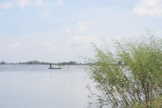 Nông dân ĐBSCL đang chờ mùa nước nổi